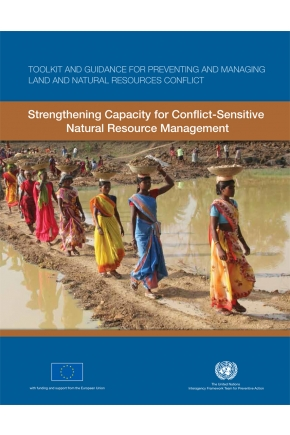 Strengthening Capacity for Conflict-Sensitive Natural Resource Management