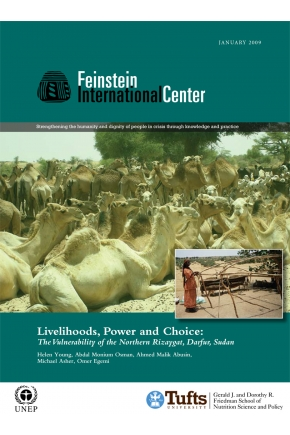 Livelihoods, Power and Choice: The Vulnerability of the Northern Rizaygat, Darfur, Sudan