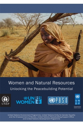 Women and Natural Resources:  Unlocking the Peacebuilding Potential