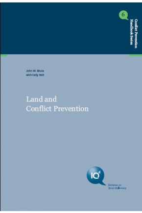 Land and Conflict Prevention