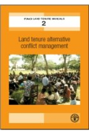 Land Tenure Alternative Conflict Management