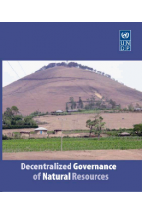 Decentralized Governance of Natural Resources