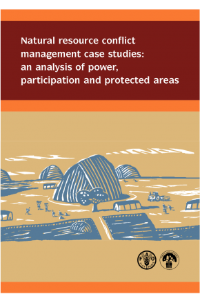 Conflict and collaboration in natural resource management