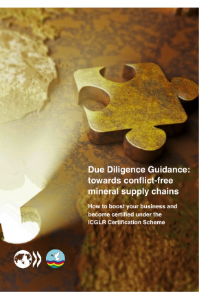 Due Diligence Guidance: Towards Conflict-Free Mineral Supply Chains