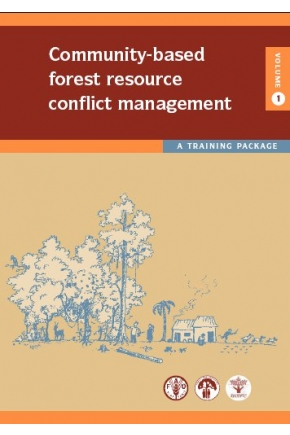 Community‐based  Forest  Resource  Conflict  Management