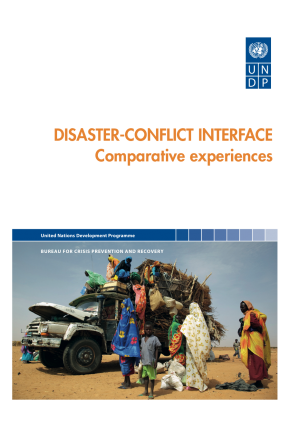 Disaster-Conflict Interface: Comparative Experiences