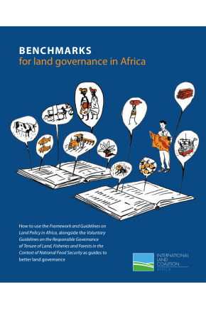 Benchmarks for Land Governance in Africa