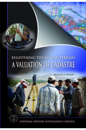 Registering the Human Terrian: A Valuation of Cadastre