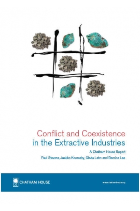 Conflict and Co-existence in the Extractive Industries