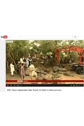 BBC News Afghanistan Flash Floods 22 Killed in Kabul Province [Video]