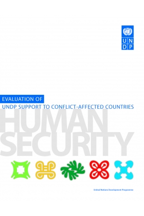 Evaluation of UNDP Support to Conflict-Affected Countries