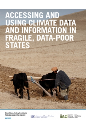 Accessing and Using Climate Data and Information in Fragile, Data-Poor States