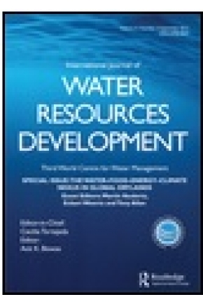 Nexus Meets Crisis: A Review of Conflict, Natural Resources and the Humanitarian Response in Darfur with Reference to the Water Energy Food Nexus