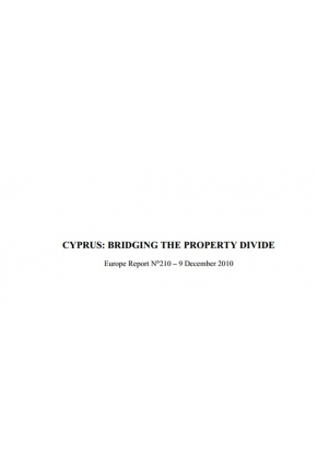 Cyprus: Bridging the Property Divide