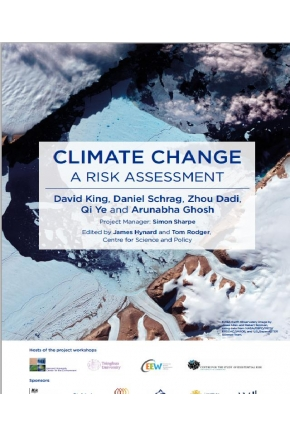Climate Change: A Risk Assessment