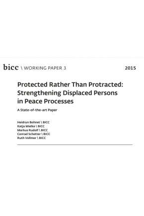 Protected Rather Than Protracted: Strengthening Displaced Persons in Peace Processes