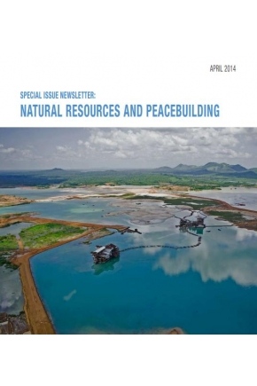 Natural Resources and Peacebuilidng: Special Edition Newsletter