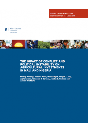 The Impact of Conflict and Political Instability on Agricultural Investments in Mali and Nigeria
