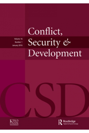 Empowering Peace: Service Provision and State Legitimacy in Nepal's Peace-Building Process