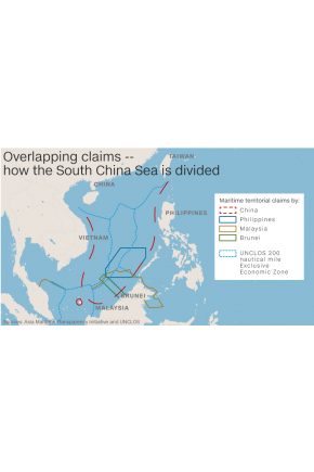"""We Have No Fear of Trouble"": China Talks Tough over South China Sea [Infographic]"