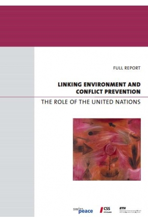 Linking Environment and Conflict Prevention