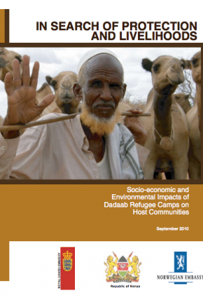 In Search of Protection and Livelihoods: Socio-economic and Environmental Impacts of Dadaab Refugee Camps on Host Communities