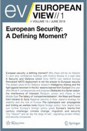 Europe's Twenty‐First Century Challenge: Climate Change, Migration and Security