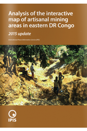 Analysis of the Interactive Map of Artisanal Mining Areas in Eastern DR Congo