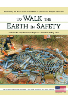 To Walk the Earth in Safety