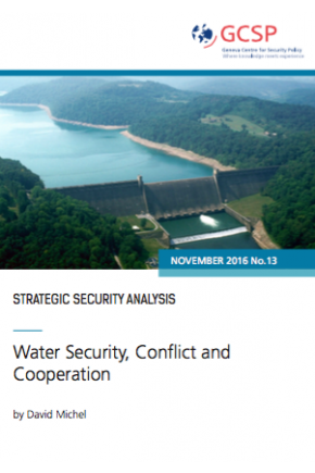 Water Security, Cooperation and Conflict