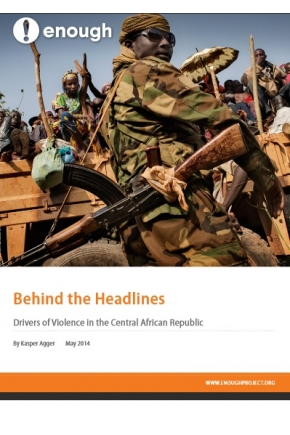 Behind the Headlines: Drivers of Violence in the Central African Republic