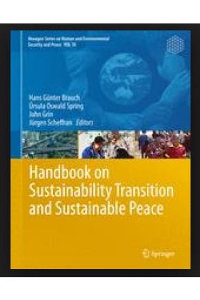 Handbook on Sustainability Transition and Sustainable Peace
