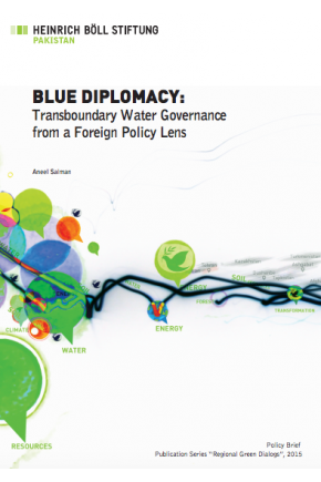 Blue Diplomacy: Transboundary Water Governance from a Foreign Policy Lens