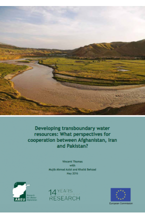 Developing Transboundary Water Resources: What Perspectives for Cooperation between Afghanistan, Iran and Pakistan