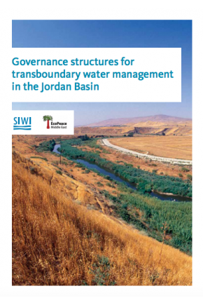 Governance Structures for Transboundary Water Management in the Jordan Basin