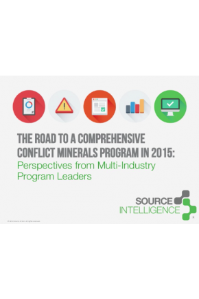 The Road to A Comprehensive Conflict Minerals Program in 2015: Perspectives from Multi-Industry Program Leaders [Video]