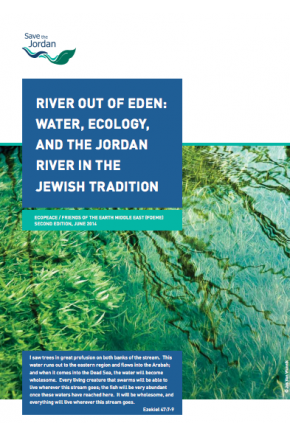 River out of Eden: Water, Ecology, and the Jordan River in the Jewish Tradition