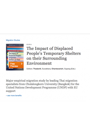The Impact of Displaced People´s Temporary Shelters on Their Surrounding Environment