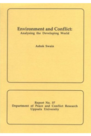 Environment and Conflict: Analysing the Developing World