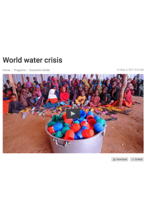 World Water Crisis [Video]
