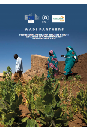 Wadi Partners Food Security and Disaster Resilience through Sustainable Drylands Management in North Darfur, Sudan