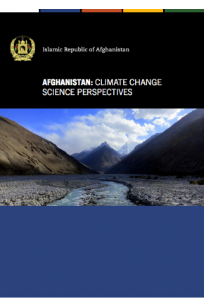 Afghanistan: Climate Change Science Perspectives