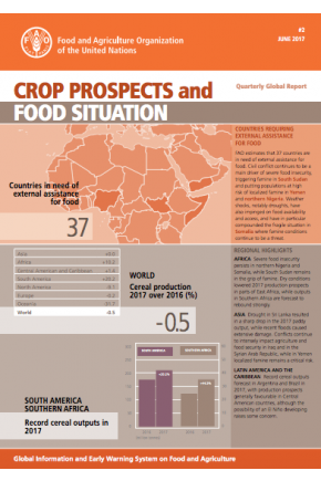Crop Prospects and Food Situation (Quarterly Global Report)