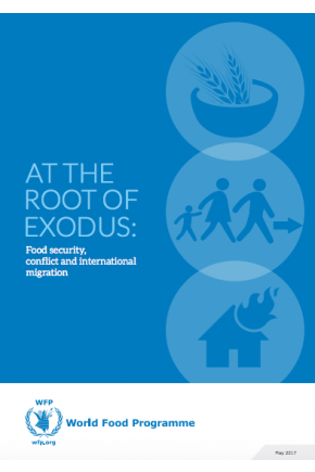 At the Root of Exodus: Food Security, Conflict and International Migration