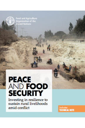 Peace and Food Security: Investing in Resilience to Sustain Rural Livelihoods amid Conflict