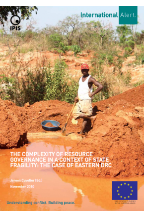 The Complexity of Resource Governance in a Context of State Fragility: The Case of Eastern DRC