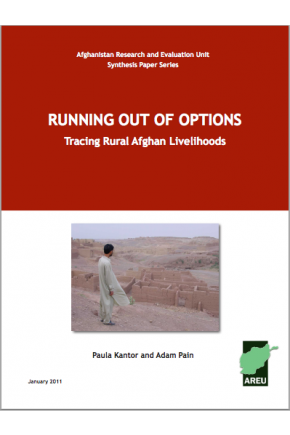 Running Out of Options: Tracing Rural Afghan Livelihoods