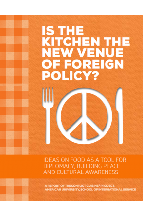 Kitchen as the New Venue of Foreign Policy