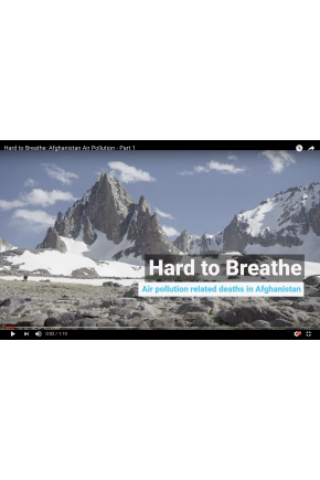 Hard to Breathe: Afghanistan Air Pollution - Part 1 [Video]