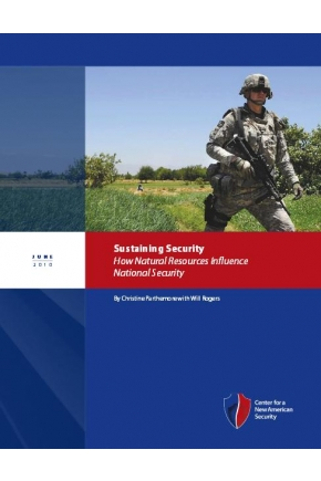 Sustaining Security: How Natural Resources Influence National Security